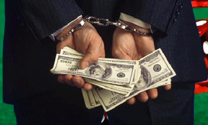 Bank Robber Receives 65-Month Sentence