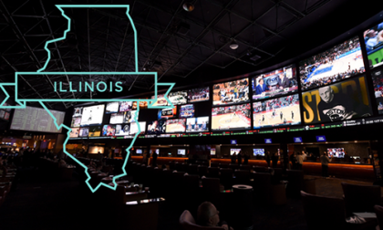 Illinois Politician Renews Online Gambling Legislative Effort