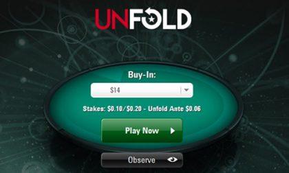 PokerStars Unfold