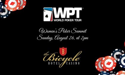 WPT, Bicycle Casino to Host Women's Poker Summit