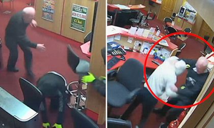 Denis O'Connor, 83, Foils Betting Shop Armed Robbery