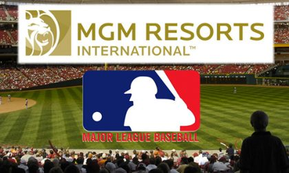 MGM Becomes Official Gaming Partner of MLB