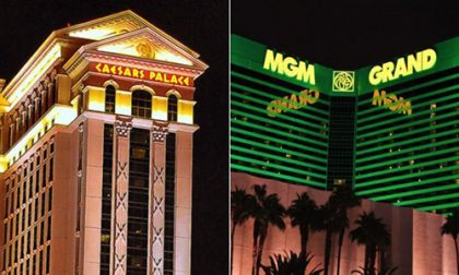 MGM Resorts and Caesars Entertainment