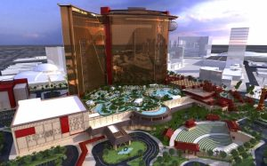 Wynn Sues Resorts World Over Building Similarity