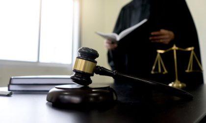 Judge gavel with Justice lawyer Plaintiff