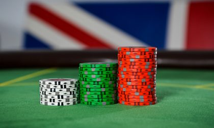 Chips in the UK casino